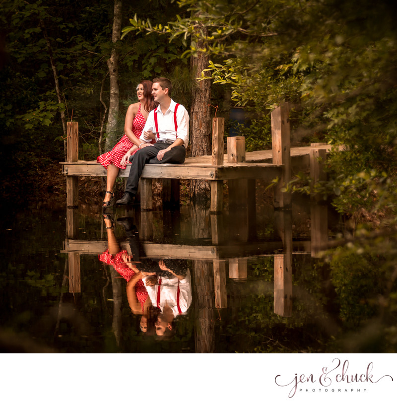 Engagement Photography | Jen & Chuck Photography