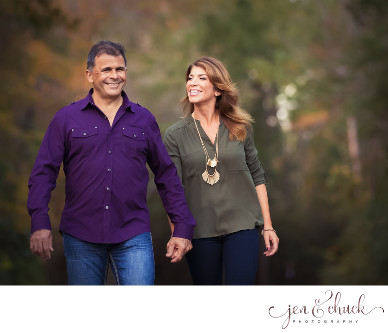 Engagement Session at Gulf Island National Seashore | Jen & Chuck Photography