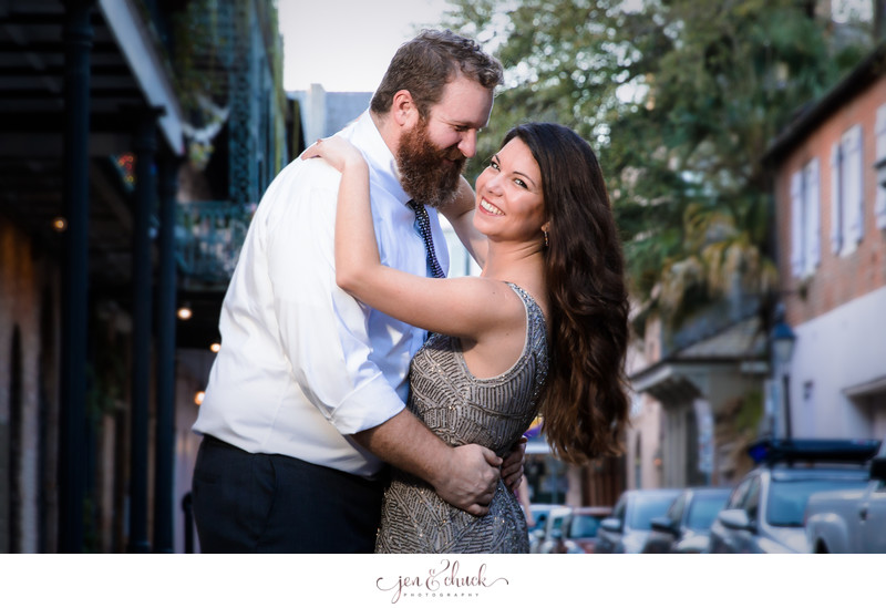 French Quarter , New Orleans | Jen & Chuck Photography