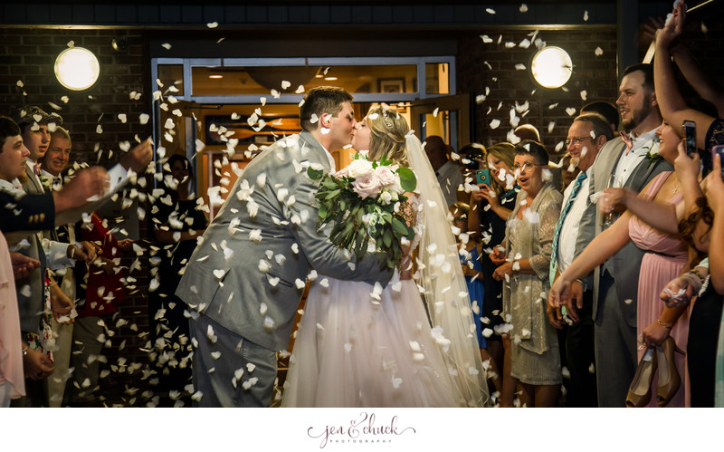 Jackson Yacht Club Wedding | Jen & Chuck Photography