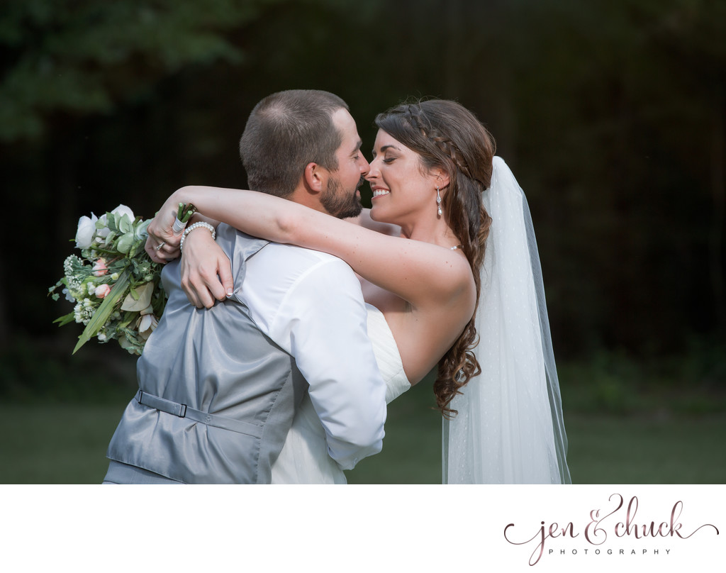 Jen & Chuck Photography | Mississippi Wedding Photographers
