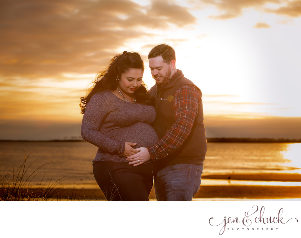 Maternity Portraits | Ocean Springs, MS | Jen & Chuck Photography