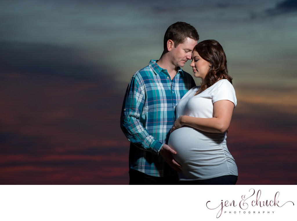 Maternity Photographers | Jen & Chuck Photography