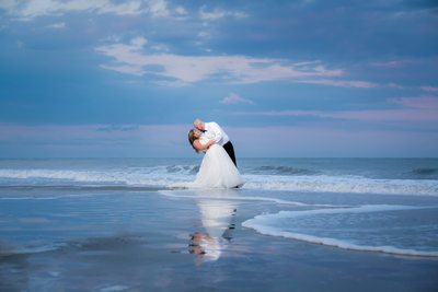 Mississippi Beach Weddings | Jen & Chuck Photography
