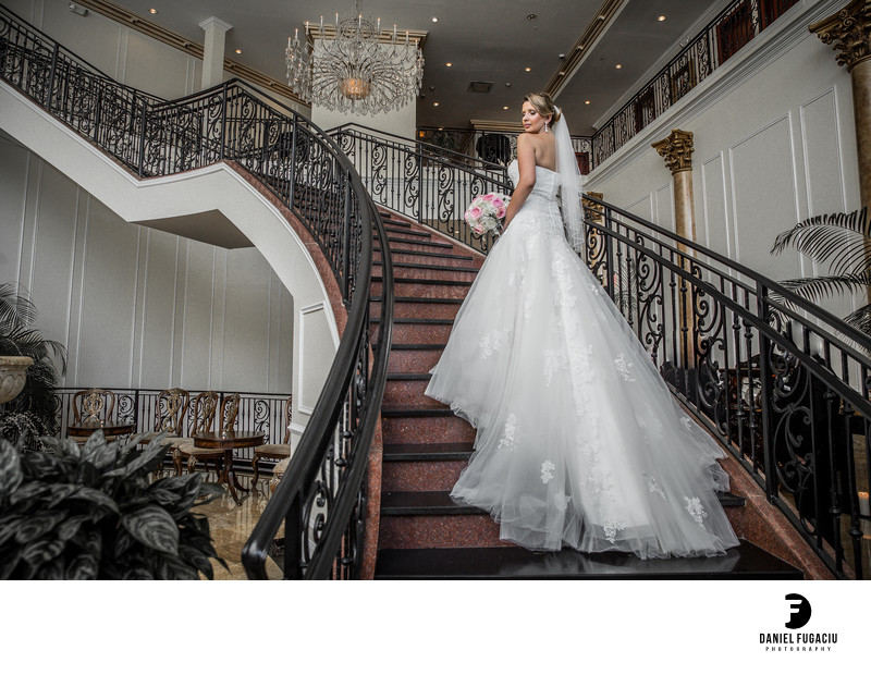 The Merion Cinnaminson wedding photographer