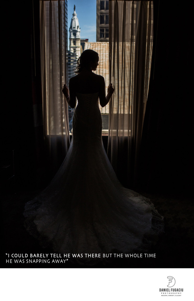 The Sonesta Hotel wedding photographer