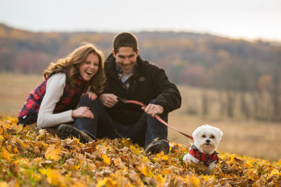 Valley forge park engagement photographer