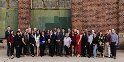 Remax Access Philadelphia team portrait