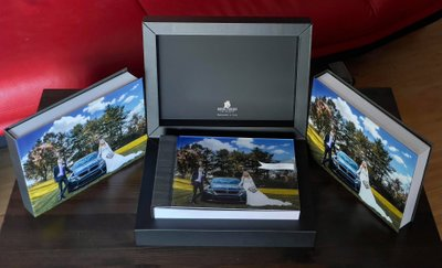 Wedding albums made in Italy