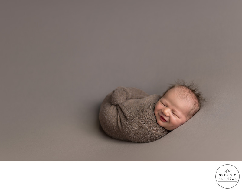 Newborn Portrait in St. Louis