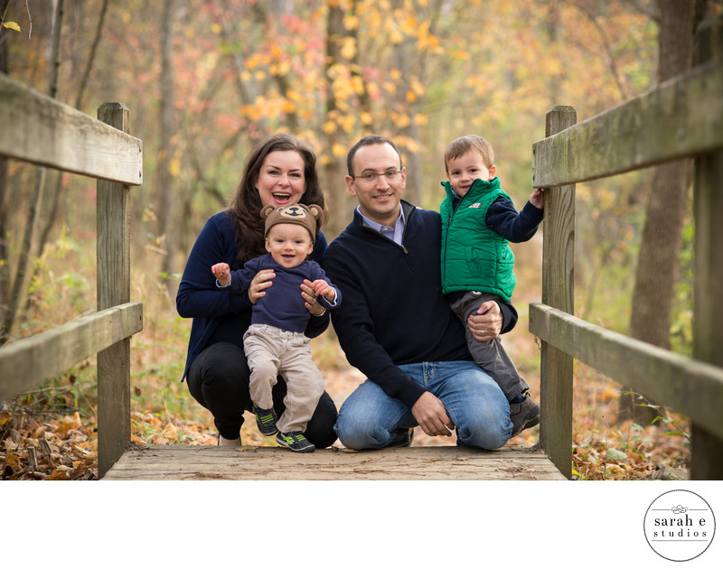 Top St. Louis Family Photographer With Toddlers