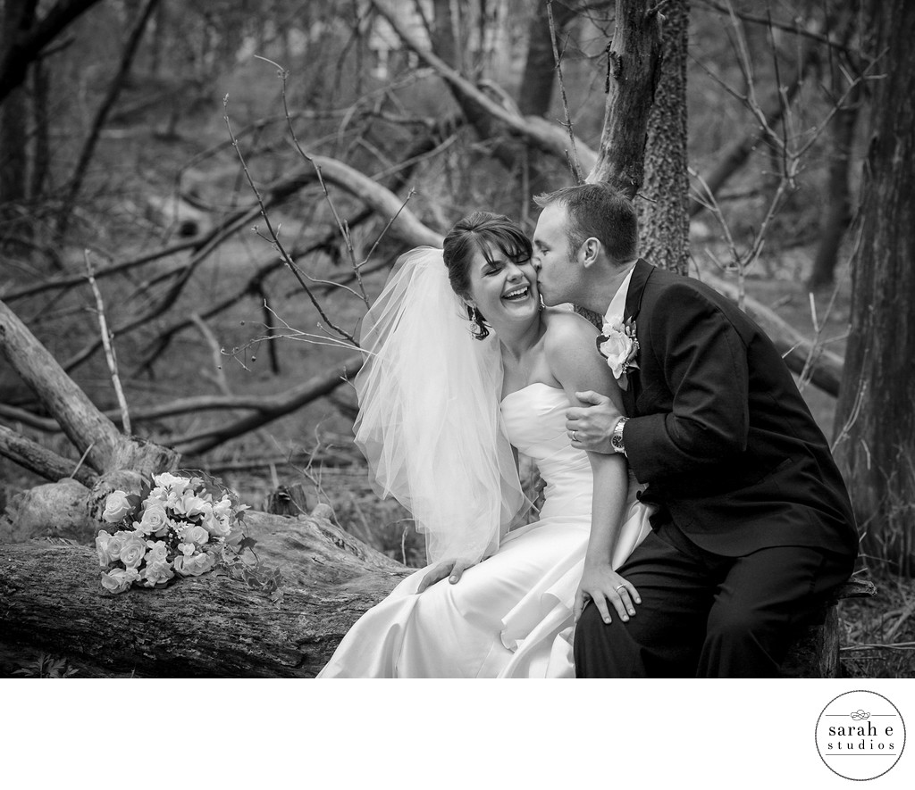 Fall Wedding Photographer in St. Louis, MO