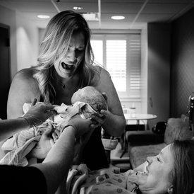 Birth Stories + Fresh 48 - Sarah E Studios