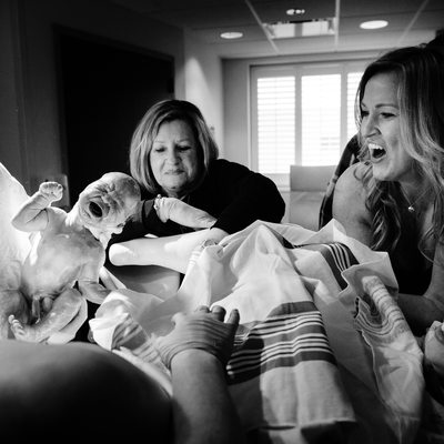 St. Louis Fertility Doctor Newborn Photographer