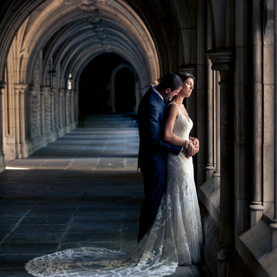 Princeton University Wedding Photo | Fine NJ Architecture