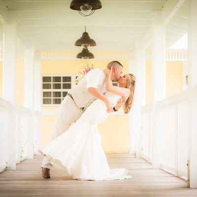 Ocean Key resort key west wedding photographer