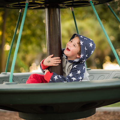 Davie Robbins Park Child Lifestyle Photographer