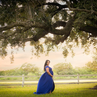 Robbins Park maternity Weston photographer