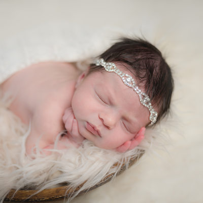 broward Florida newborn studio photographer