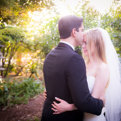 Miami Beach botanical gardens wedding photographer