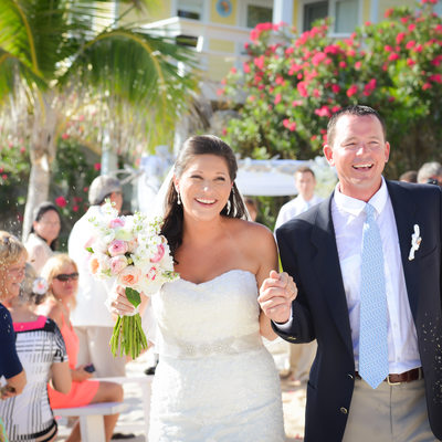 Abaco bahamas destination wedding photography firefly