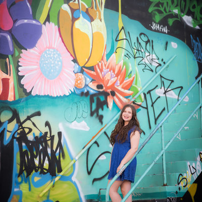 Wynwood Walls Miami Bat Mitzvah Photographer Broward