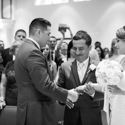 Coral Springs church wedding best photographer vows