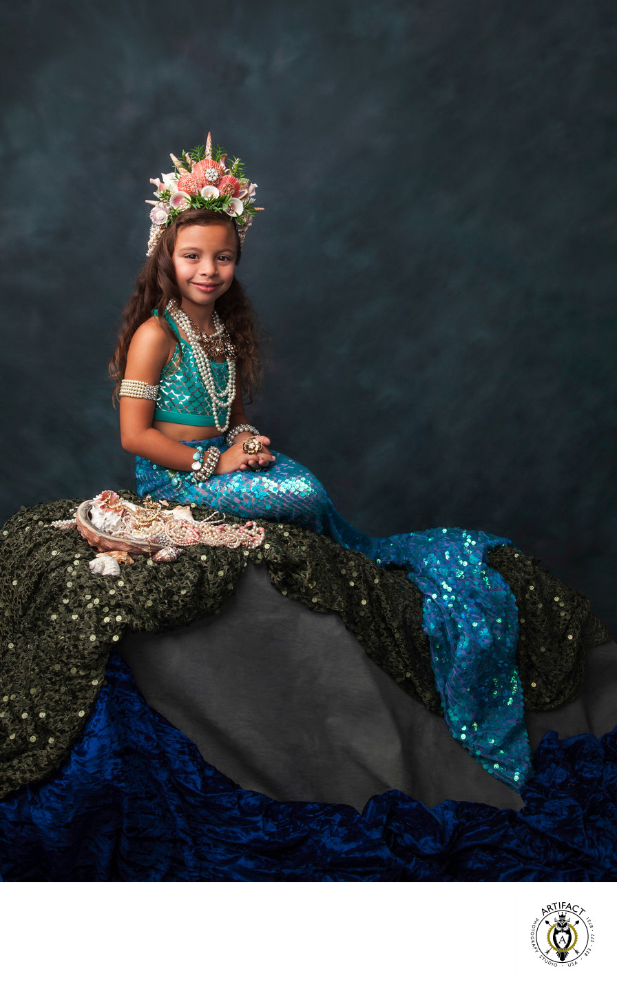 The Little Mermaid | Aliyah