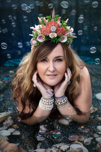 Mermaid Creative Portrait | Lauren