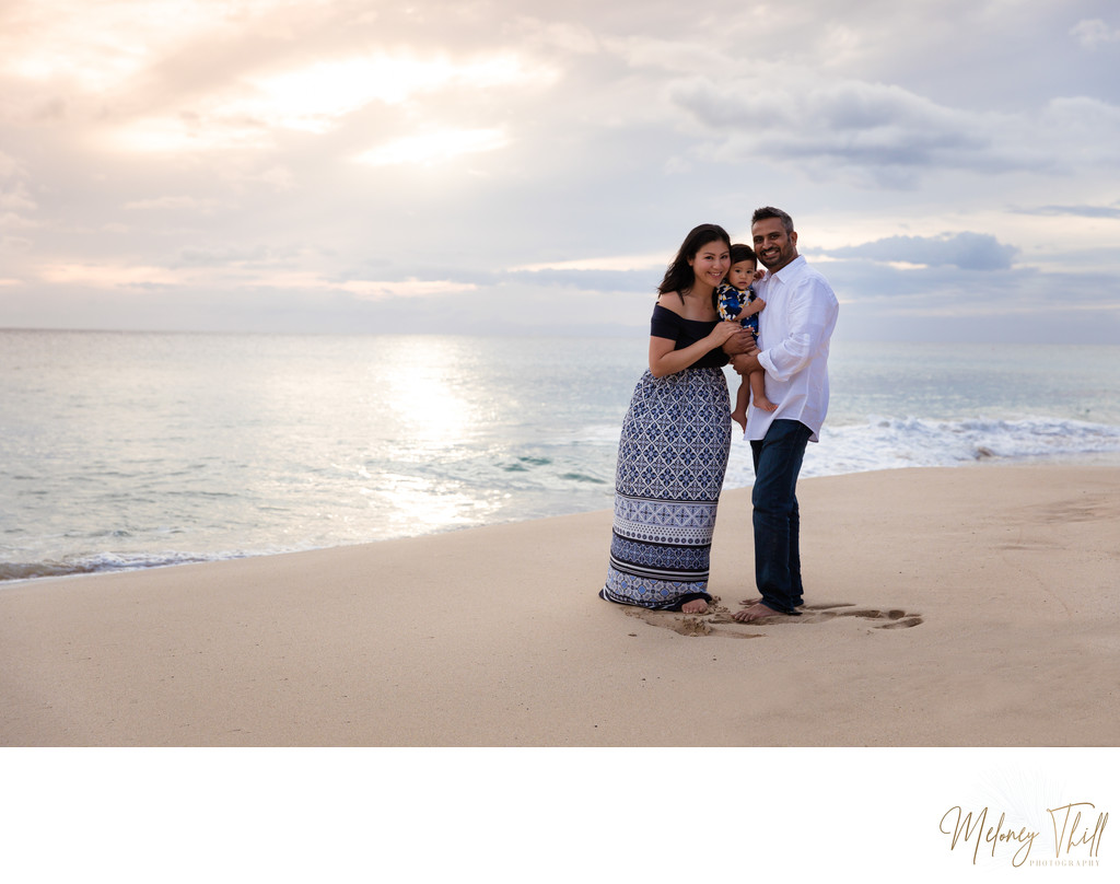 Oahu Honolulu Family Portrait Photographer