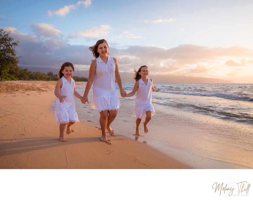 Amazing Honolulu Family Photographer