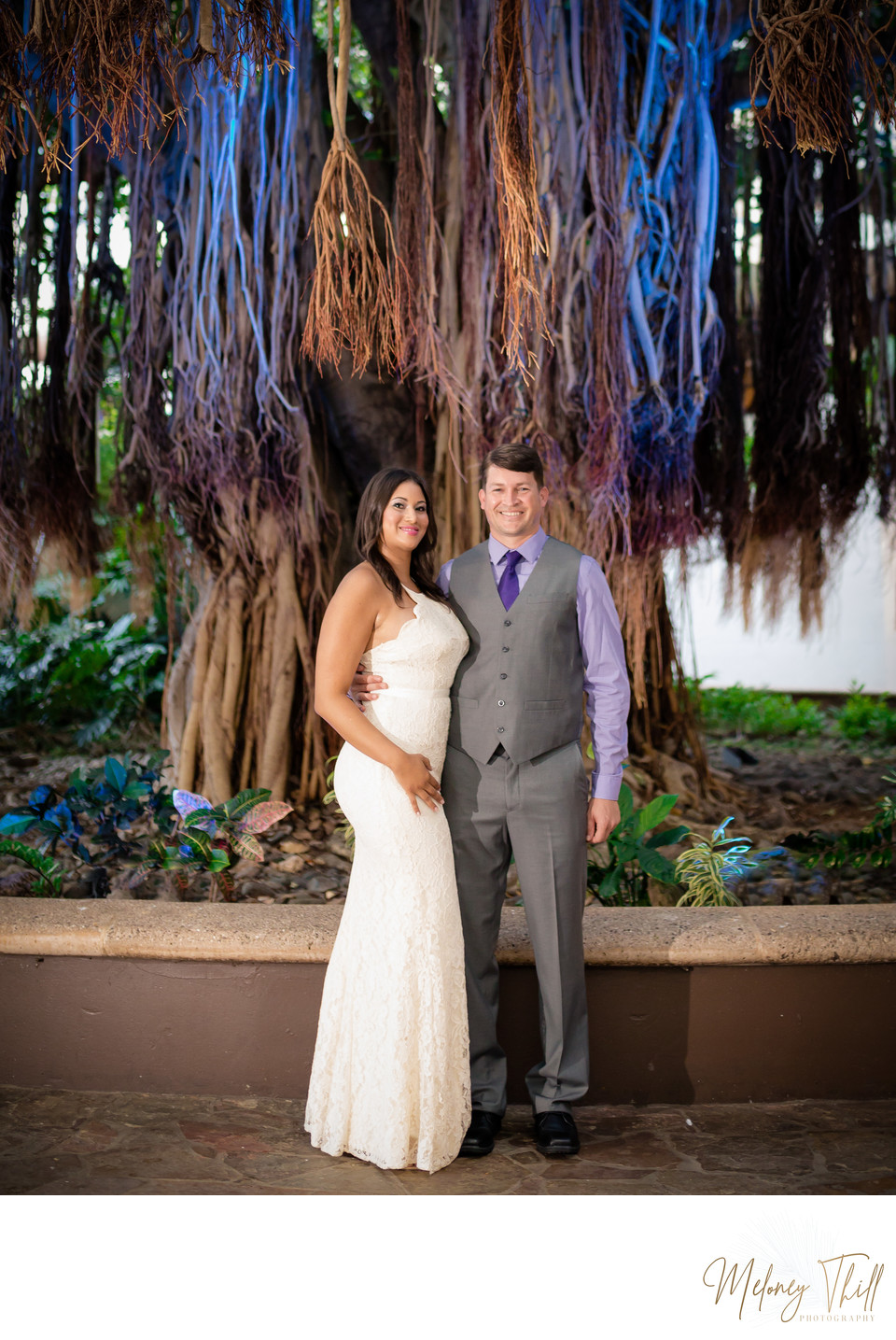Hale Koa Hotel Wedding photo