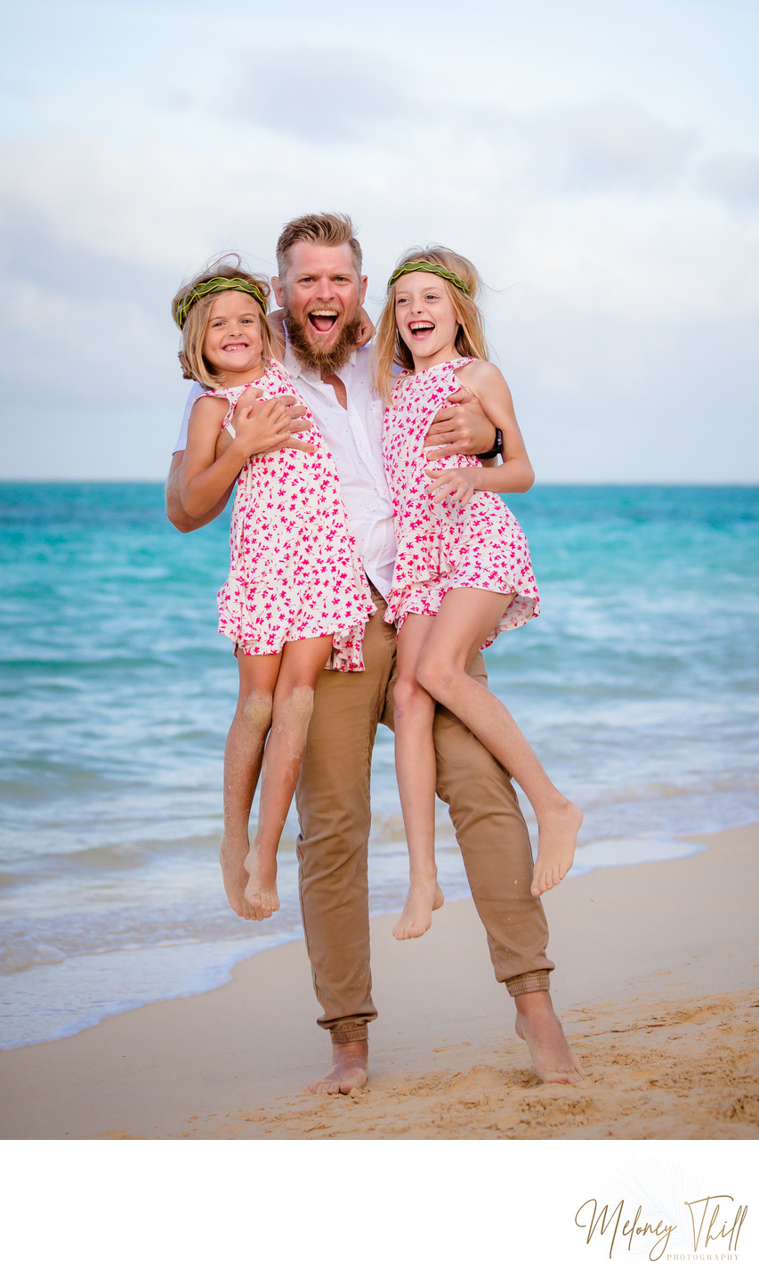 Lanikai Beach Family Photos - Lanikai Family Photographer