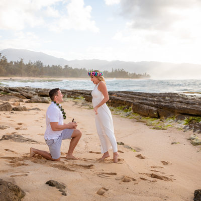 Honolulu, Hawaii Engagement Photographer