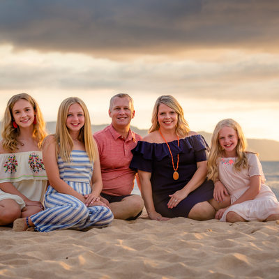 Honolulu Family Photographer