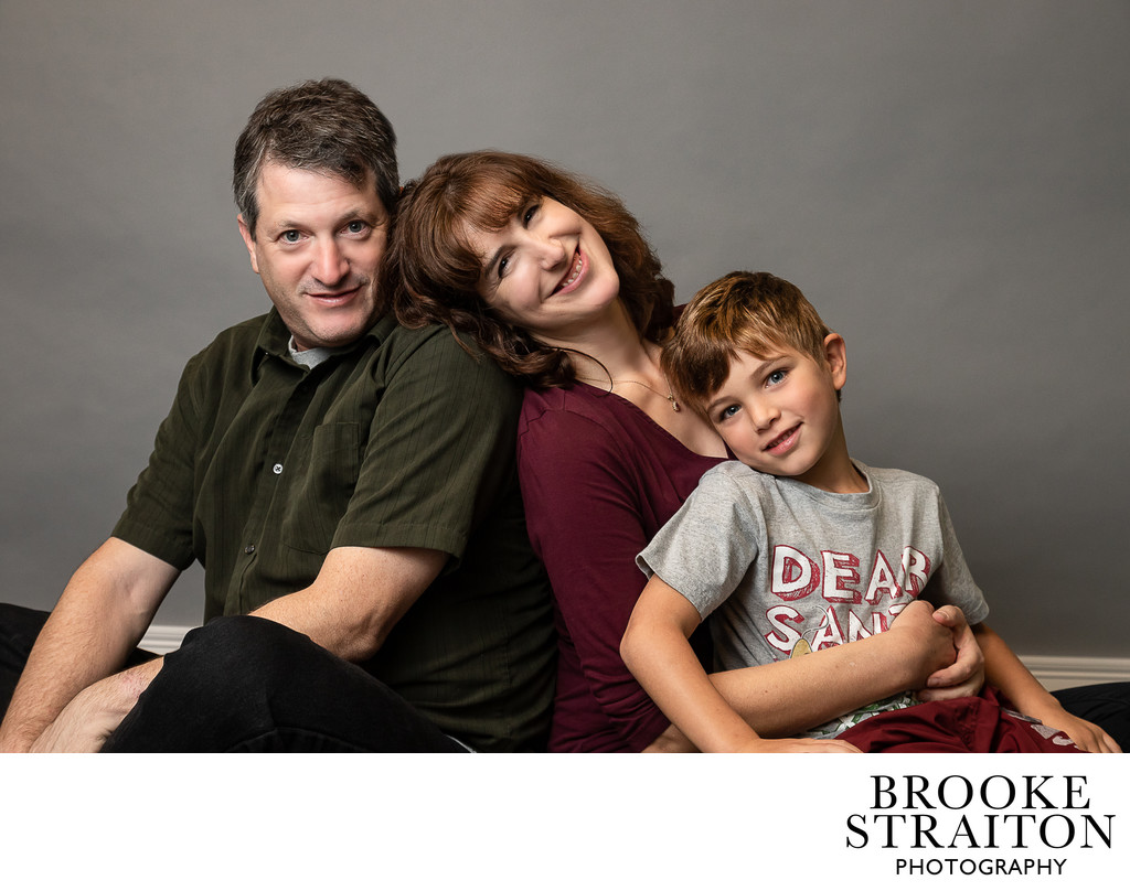 Family portrait session. Bucks County photographer