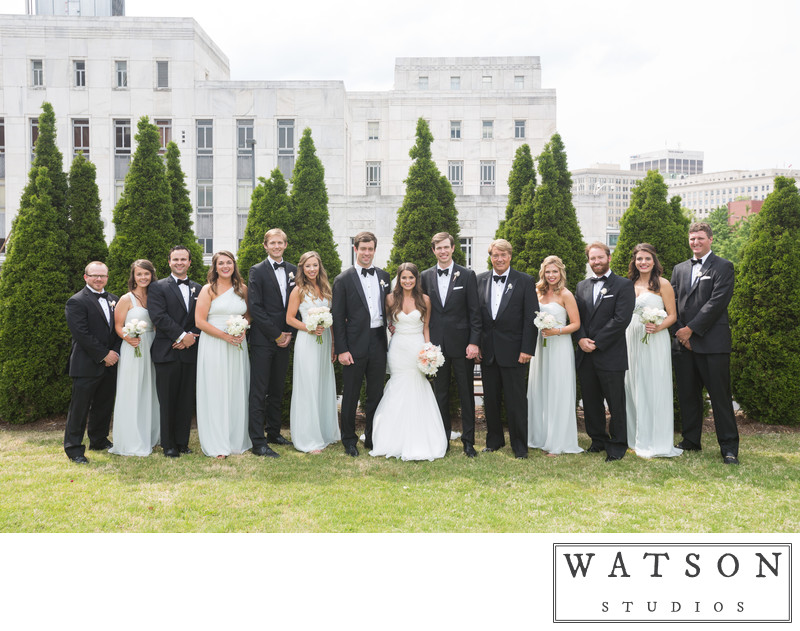 Chattanooga TN Wedding Photographer