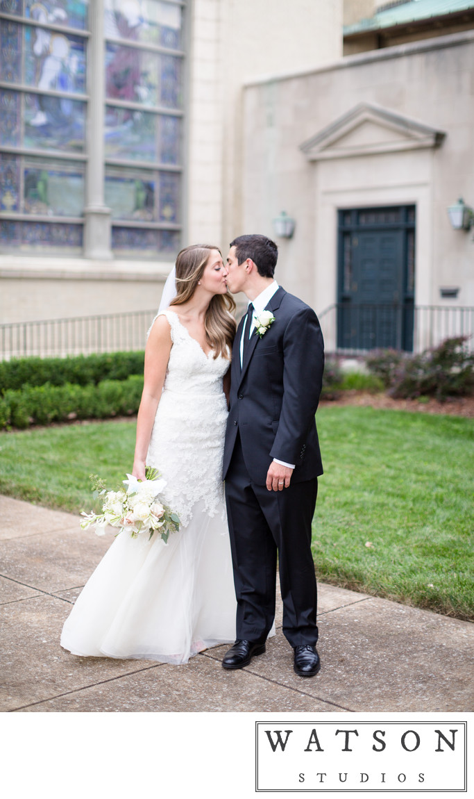 Weddings at First Presbyterian Church of Chattanooga