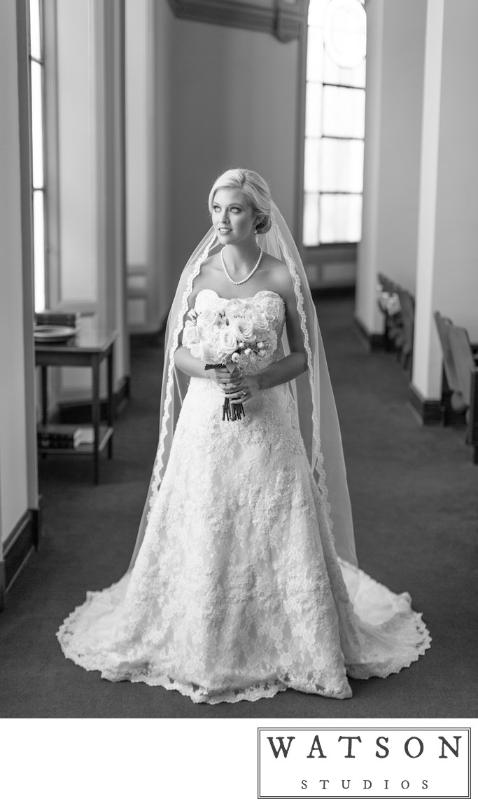 First Baptist Church Knoxville Wedding Photos