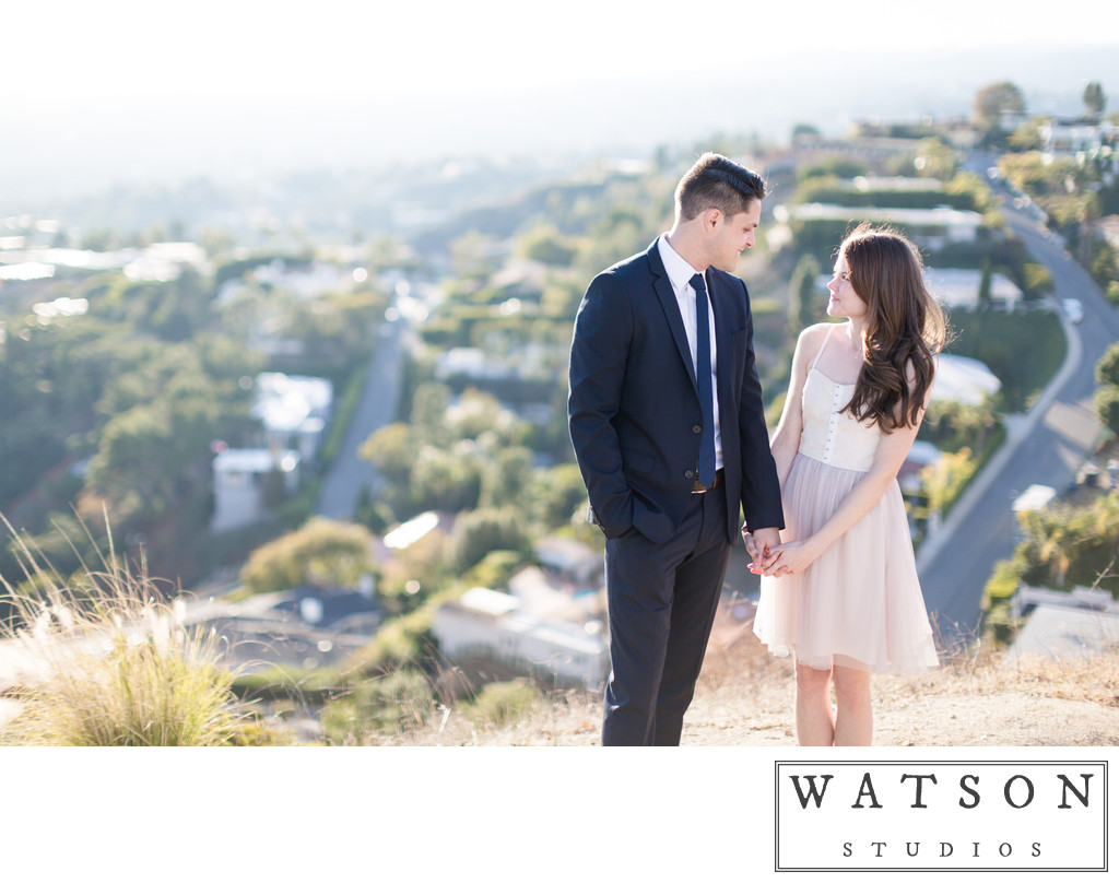 Los Angeles Engagement Photo Locations