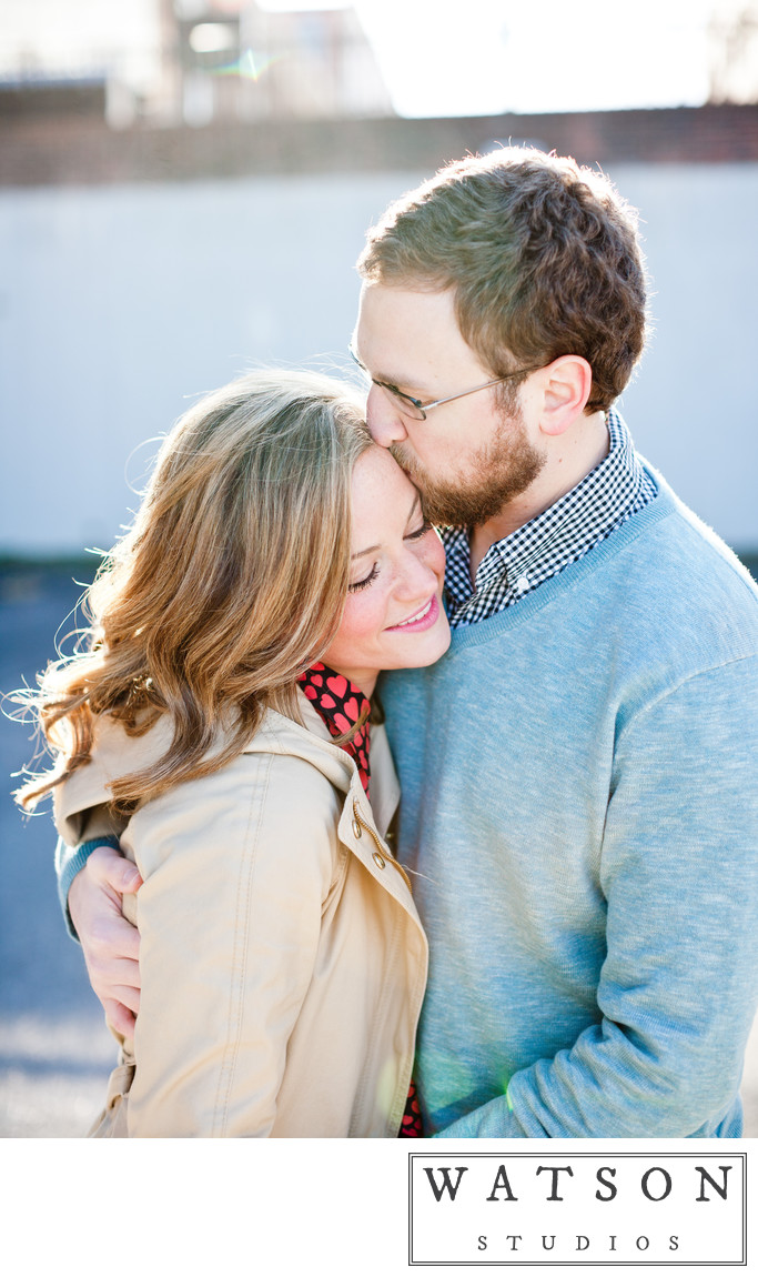 Knoxville Engagement Photography Locations