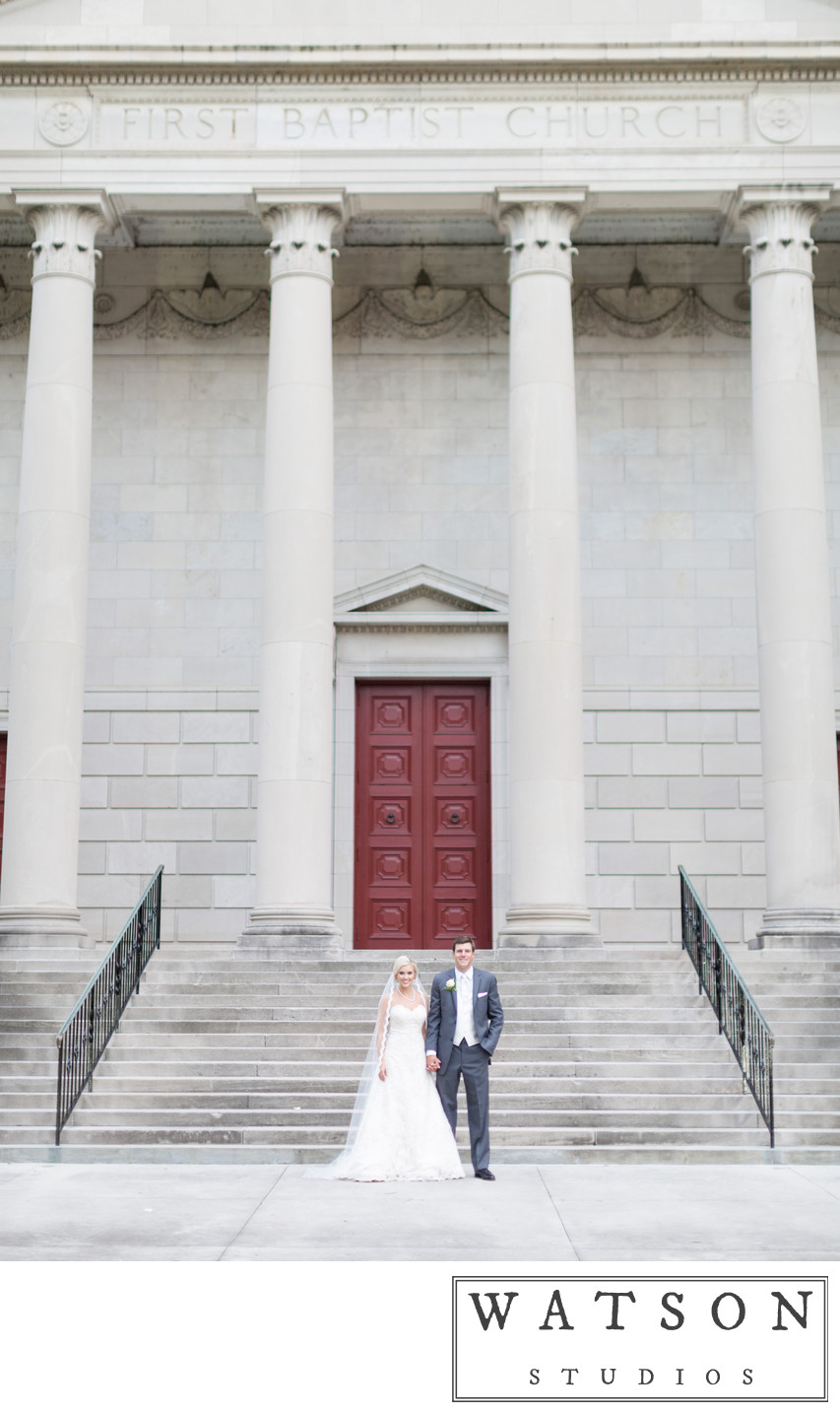 Knoxville Church Wedding Venues