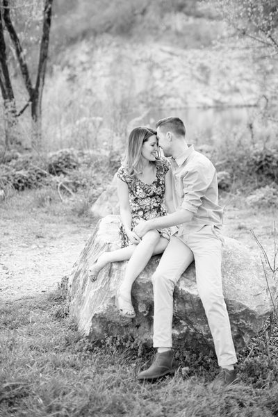 Engagement Photos in Knoxville, TN