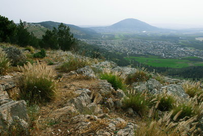 Mount Tabor + Jezreel Valley, Israel