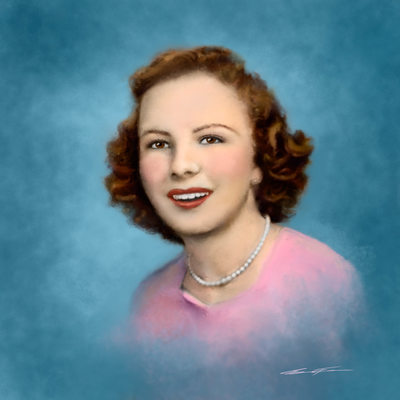 Old Photo Restoration Painting