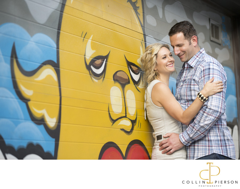 Kelly & Marc Chicago Engagement Session