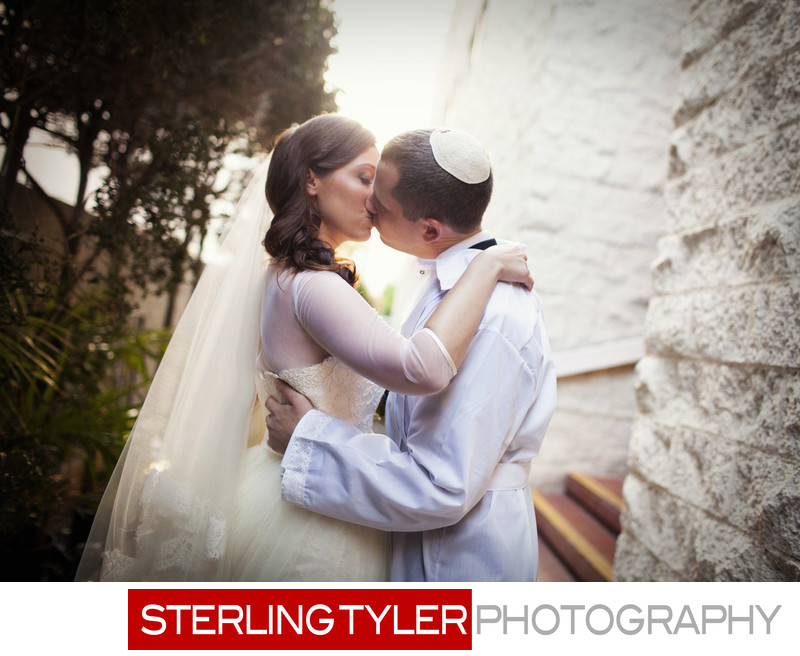 los angeles jewish wedding photographer