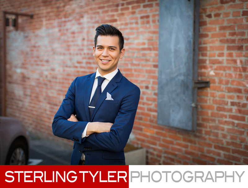 downtown los angeles headshot portrait photographer