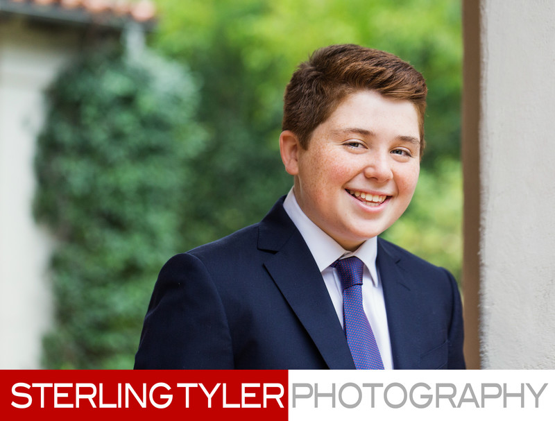 los angeles bar mitzvah portrait photographer