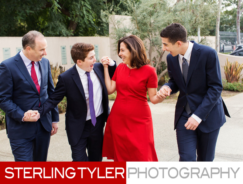 candid bar mitzvah photography los angeles
